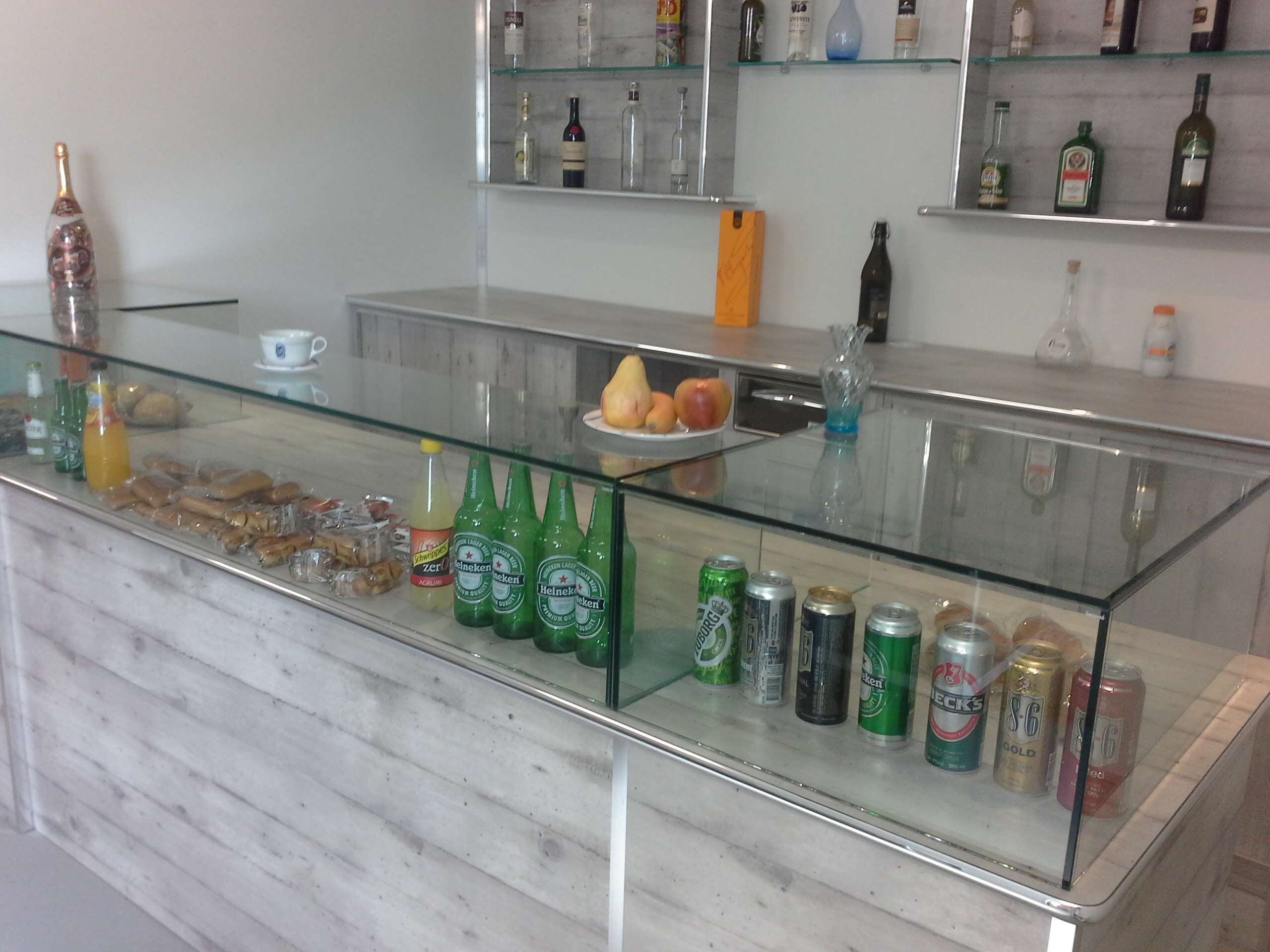 novità nella produzione banchi bar