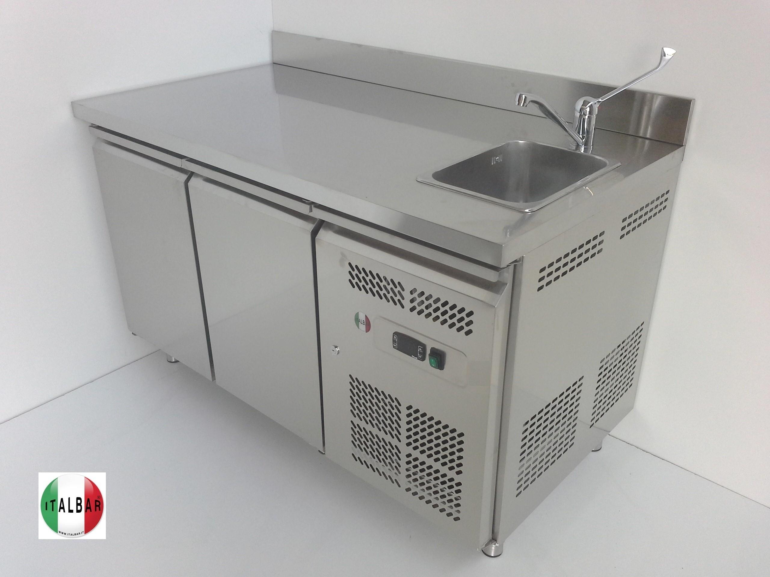 Italbar banconi bar banchi frigo vetrine refrigerate for Frigo 90 cm