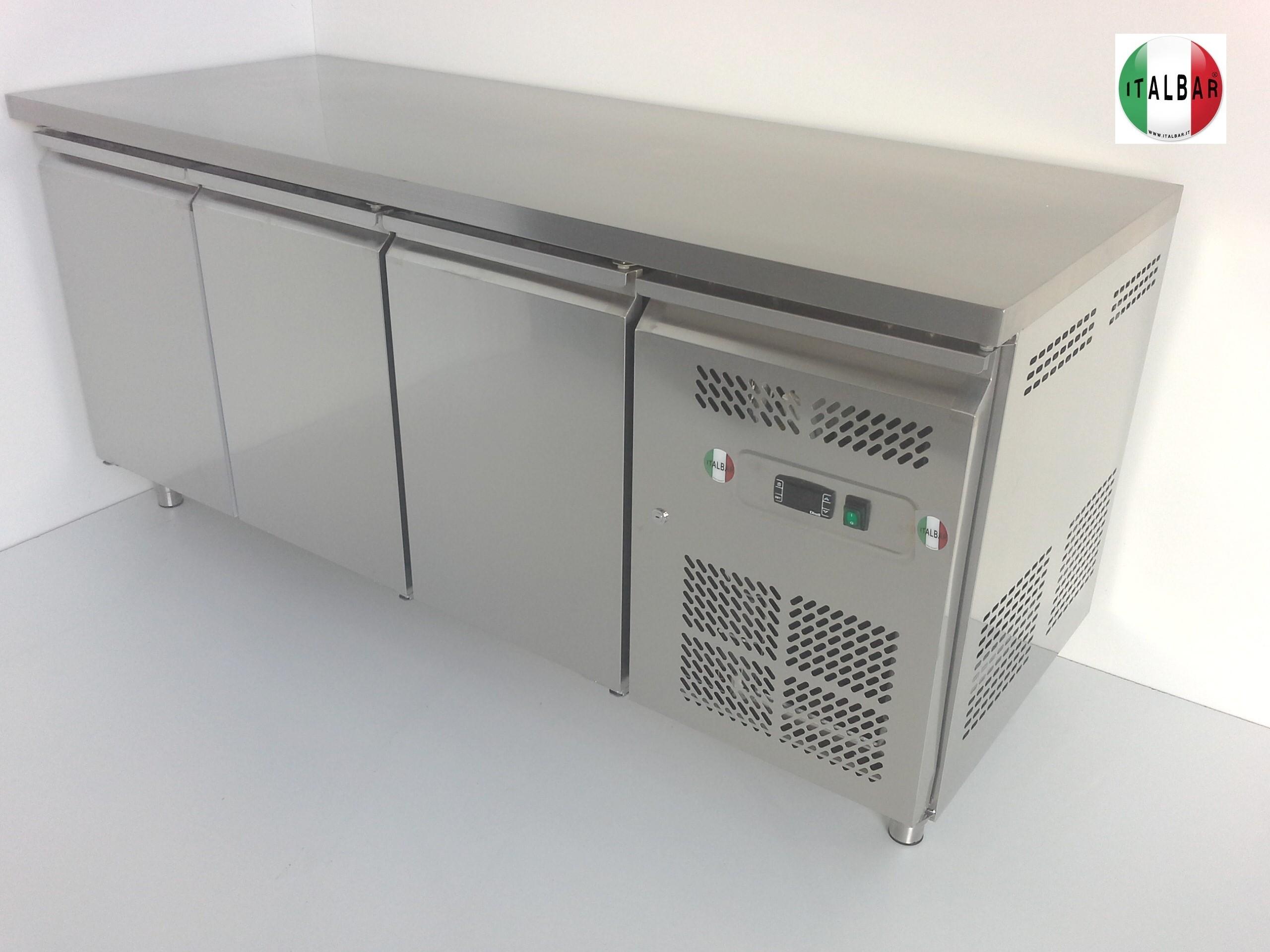 Tavoli Refrigerati 3 porte, cm.180: OGGI €.800