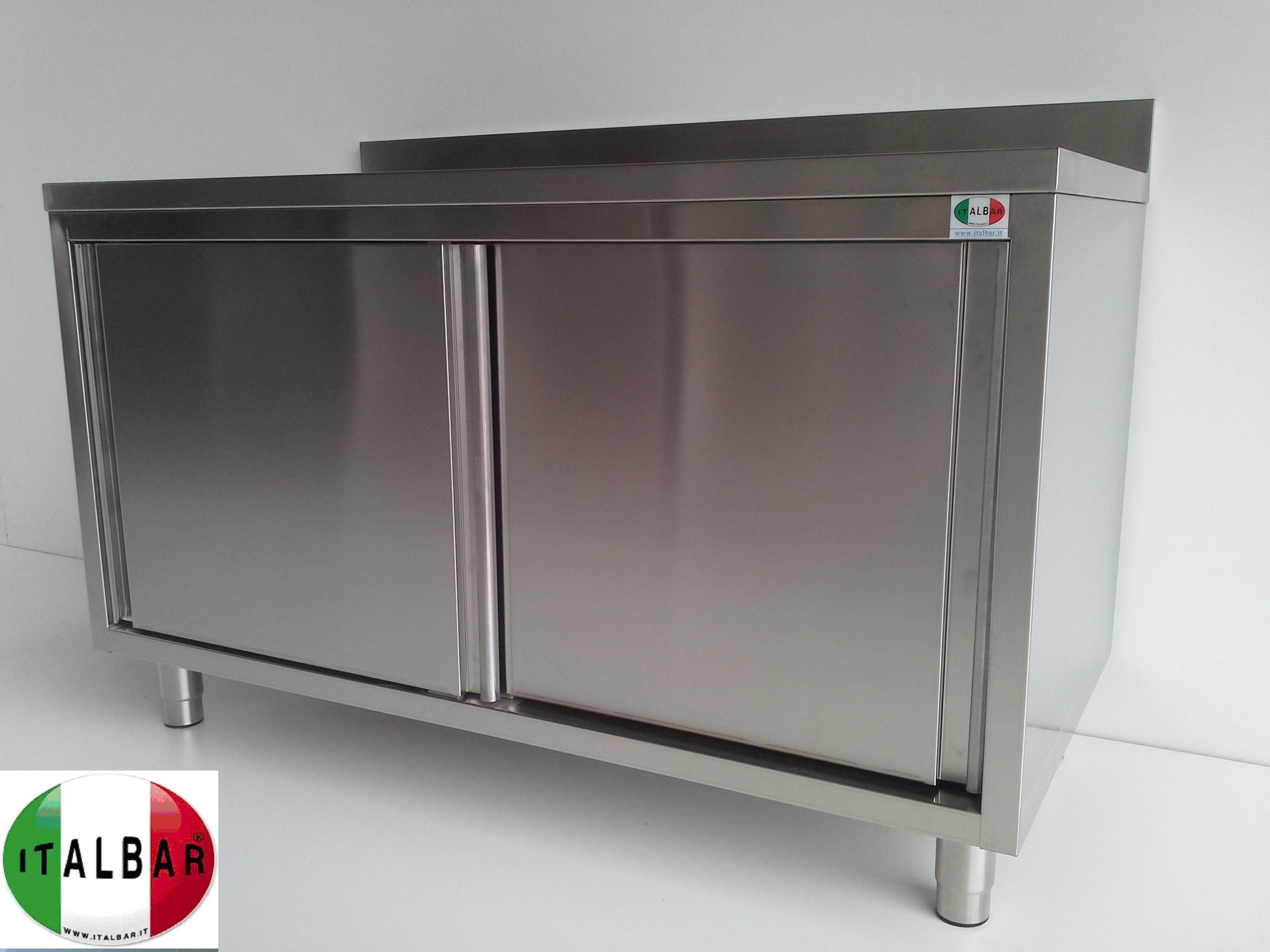 Italbar: banconi bar banchi frigo vetrine refrigerate tavolo