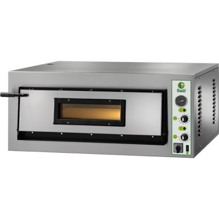Italbar banconi bar banchi frigo vetrine refrigerate fml9 forno elettrico 9 pizze cm - Forno elettrico per pizze ...