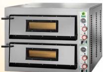forno elettrico per pizza 4+4