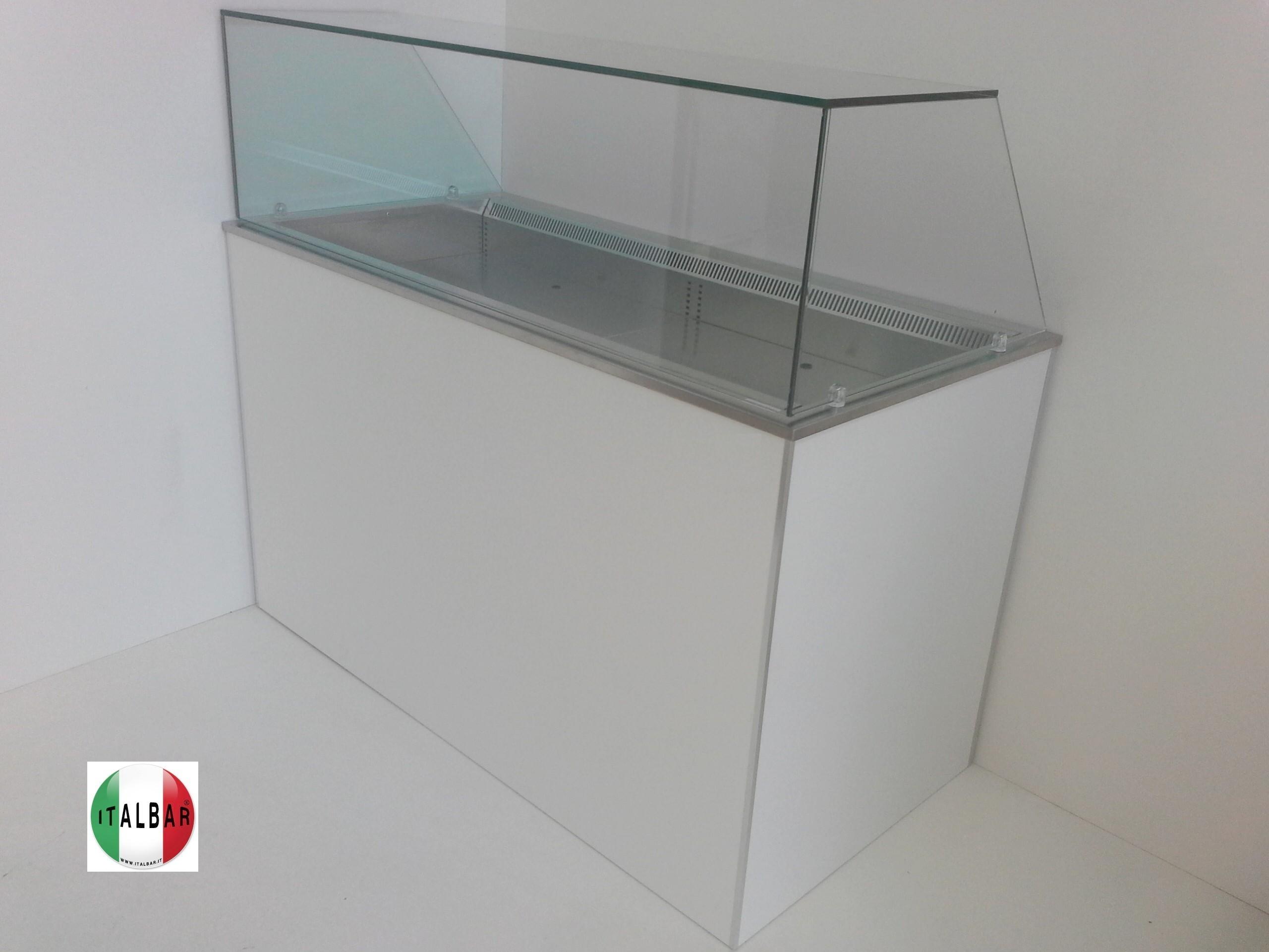 prezzi vetrine ventilate refigerate