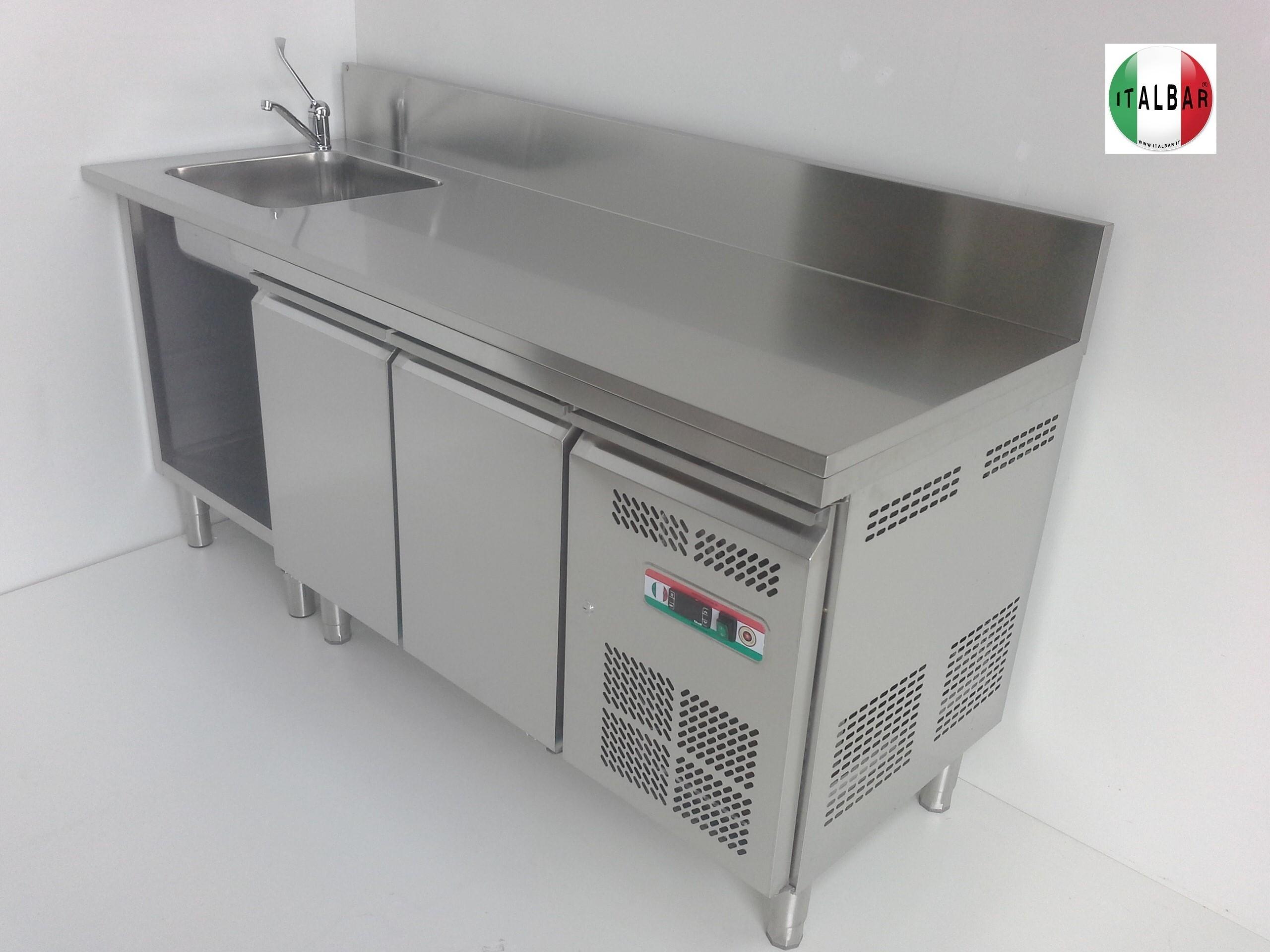 Italbar Banconi Bar Banchi Frigo Vetrine Refrigerate Banco Bar