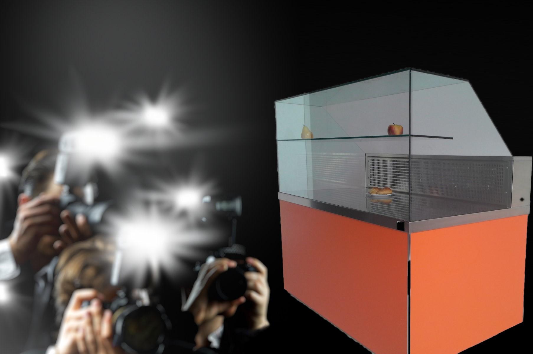 vetrine refrigerate per bar