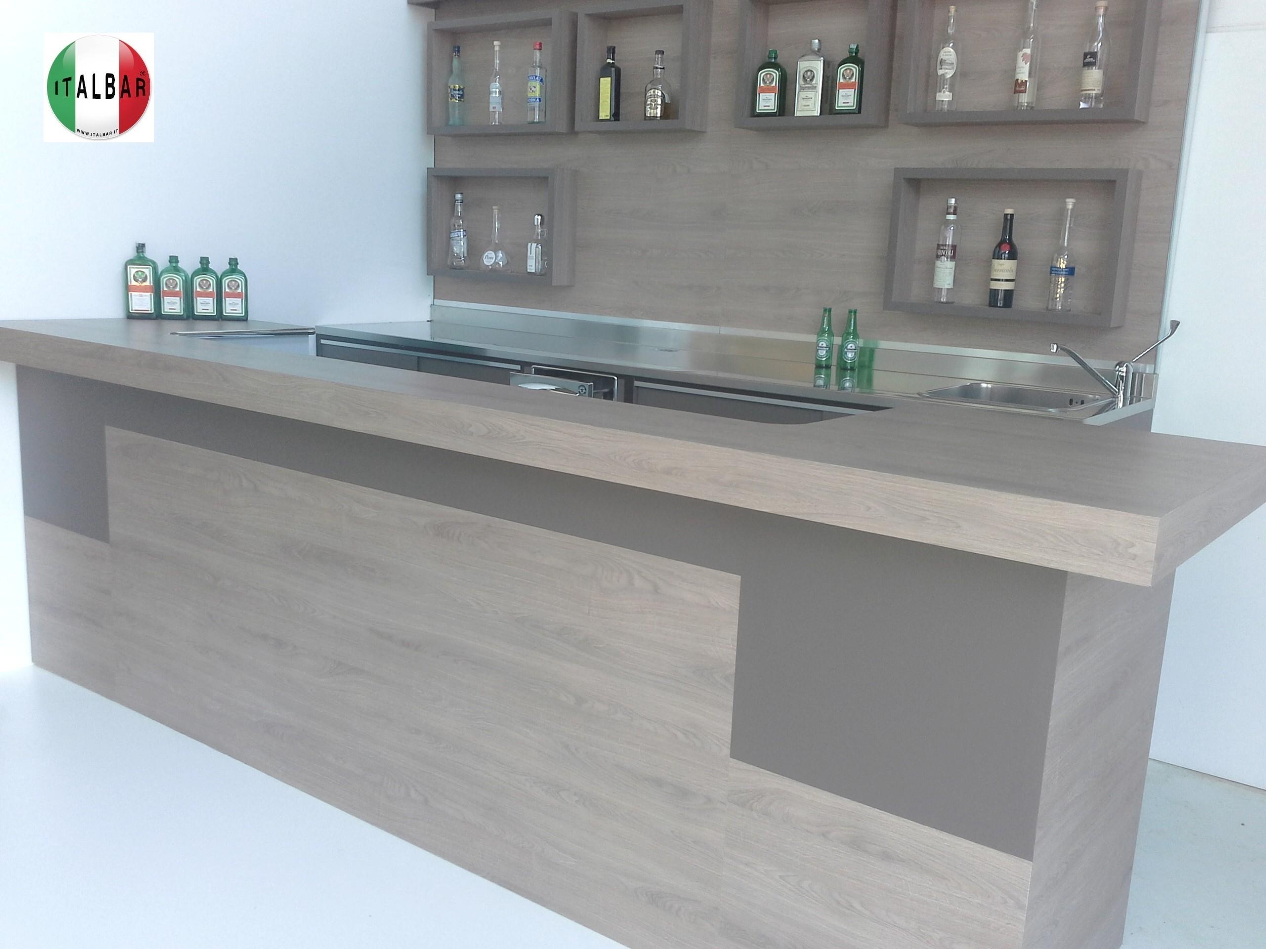 Italbar banconi bar banchi frigo vetrine refrigerate for Banconi bar usati roma