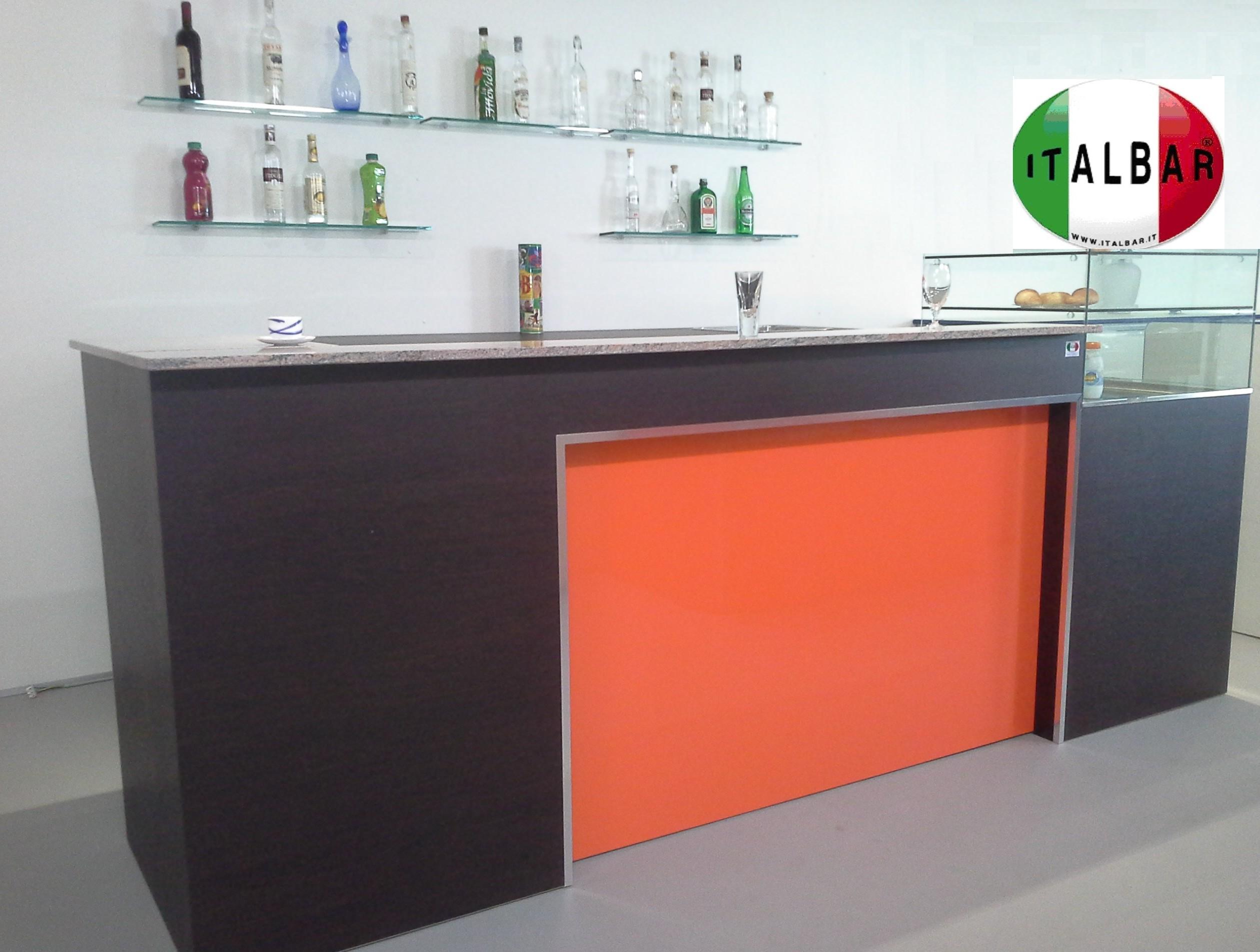banco bar wengè