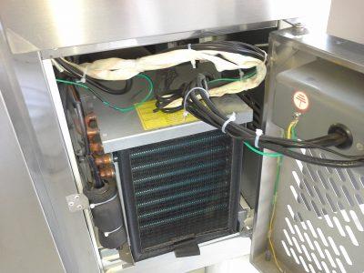 compressore per tavolo frigo