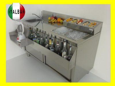 Workstation per Cocktail cm.150: €.1.500+iva