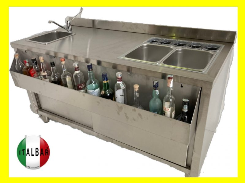 cocktail station per barman