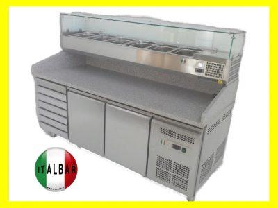 Banchi Pizza Professionali cm.202xp80: Oggi €.1.550+iva