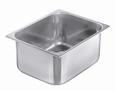 vasca in acciaio inox