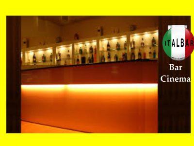 Bancone Bar Cinema